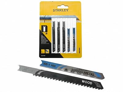 STANLEY 27040 brzeszczoty drewno metal x5