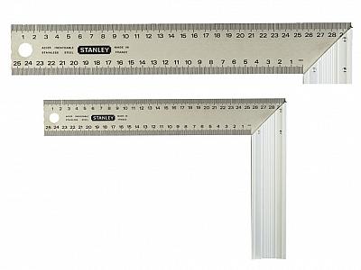 STANLEY 45-687 kątownik stalowy 20x40cm