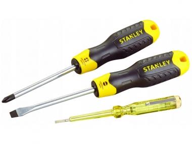 STANLEY 65-012 śrubokręt wkrętaki 3 szt.