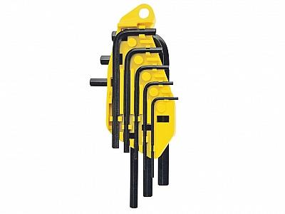 STANLEY 69-252 klucze imbusowe calowe 8 sztuk