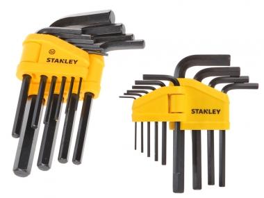 STANLEY 69-253 kluczy klucze imbusowe x10