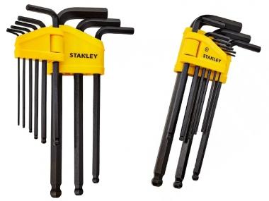 STANLEY 69-256 zestaw klucze imbusowe x9