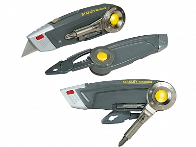 STANLEY 71-024 nóż kombinerki wkrętak 4w1