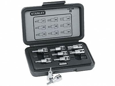 STANLEY 89-098 nasadki 1/2'' TROX 9 szt
