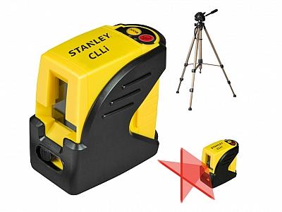 STANLEY CLLi  laser krzyżowy statyw