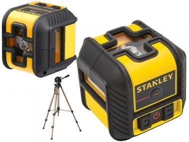 STANLEY CROSS 90 laser krzyżowy statyw