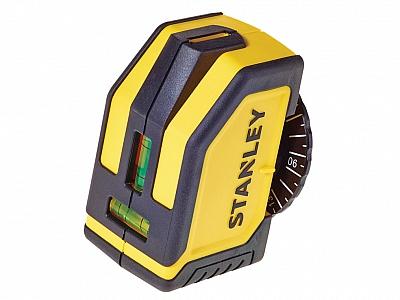 STANLEY laser ścienny poziomica laserowa