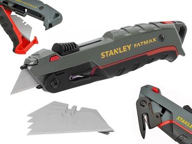 STANLEY 10-242 nóż bezpieczny hak do folii