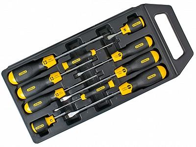 STANLEY śrubokręty wkrętaki x10 65-005