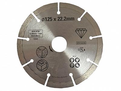 STANLEY tarcza diamentowa do betonu 125mm