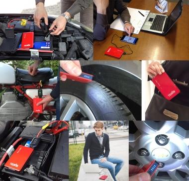TELWIN DRIVE MINI prostownik rozruch powerbank 12V