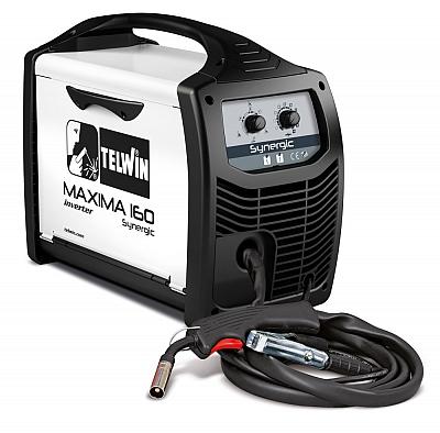 TELWIN MAXIMA 160 spawarka MIG-MAG 150A