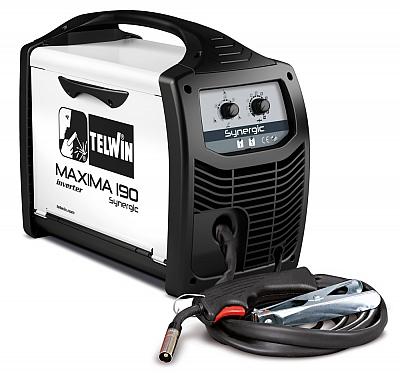 TELWIN MAXIMA 190 spawarka MIG-MAG 170A