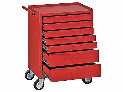 TENGTOOLS 141 wózek szafka z narzędziami