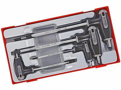 TENGTOOLS PAK TTTX7 zestaw klucze torx x7
