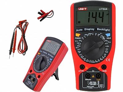 UNI-T UT50A MIE0082 miernik multimetr