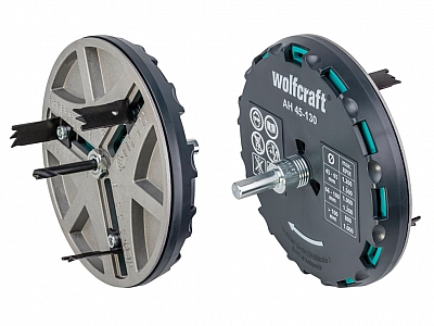 WOLFCRAFT otwornica regulowana 45-130mm