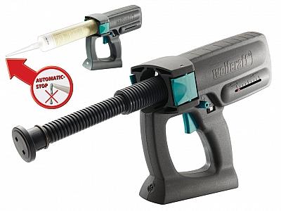 WOLFCRAFT EG 300 pistolet elektryczny do silikonu