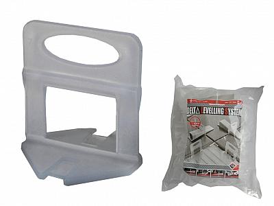 RUBI DELTA system poziomowania paski 3-12 1mm x100