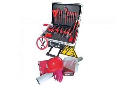 HAUPA 220171 walizka narzędziowa z wyposażeniem 40 elementów