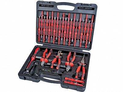 HAUPA Vario 102052 walizka z narzędziami x30 zestaw