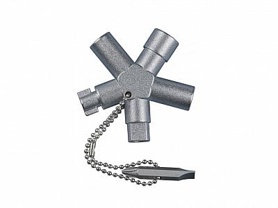 HAUPA 110697 klucz do szafki rozdzielczej