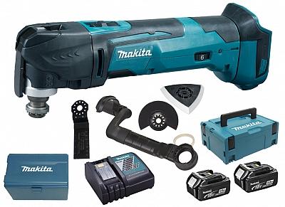 MAKITA DTM51RFJX1 urządzenie wielofunkcyjne 18V 3,0Ah