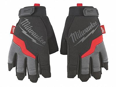 MILWAUKEE rękawice robocze bez palców M / 8
