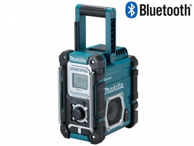 MAKITA DMR108 BLUETOOTH radio budowlane