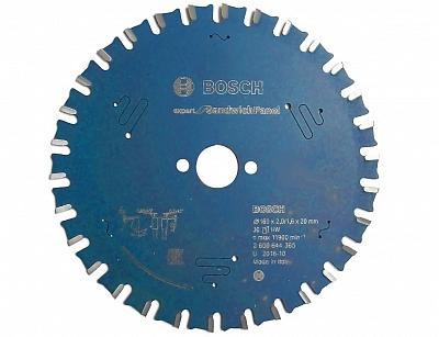 BOSCH EXPERT piła tarczowa panele 160mm/30z/20mm