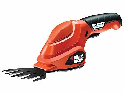BLACK&DECKER GSL200 akumulatorowe nożyce do trawy