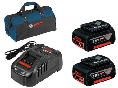 BOSCH GAL1880CV ładowarka akumulator 18V 5,0Ah torba