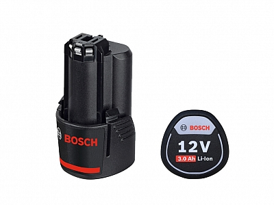 BOSCH akumulator 12V 3,0Ah oryginalny