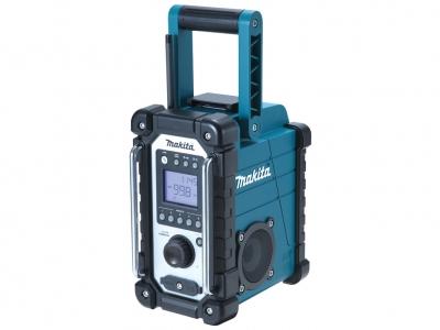 MAKITA DMR107 radio budowlane bez aku 7,2-18V