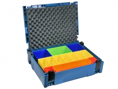MAKITA MAKPAC1 + P83652 walizka + pudełka