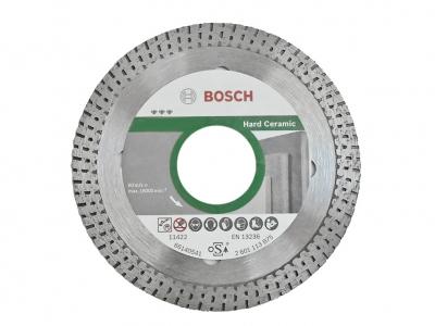 BOSCH tarcza diamentowa glazurnicza 115mm