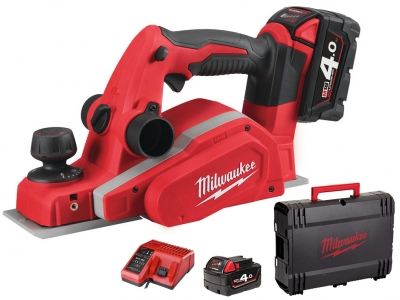 MILWAUKEE M18BP-402C strug hebel akumulatorowy 18V