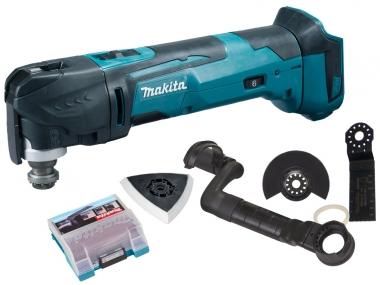 MAKITA DTM51ZX1 urządzenie wielofunkcyjne +osprzęt