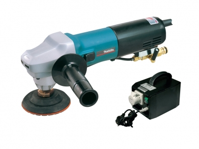MAKITA PW5000CH polerka szlifierka 125mm 900W + transformator