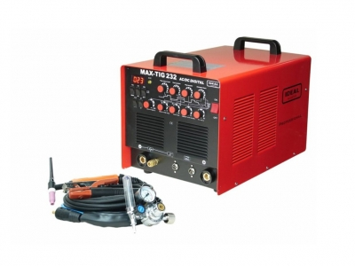 IDEAL MAX-TIG 232 AC/DC DIGITAL spawarka 200A