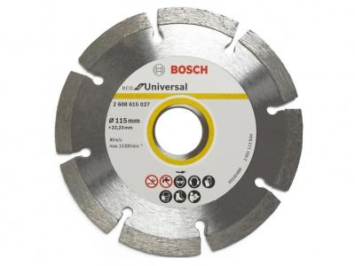 BOSCH tarcza diamentowa beton ECO 115mm