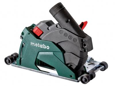 METABO CED 125 PLUS osłona odsysacz pyłu szlifierka