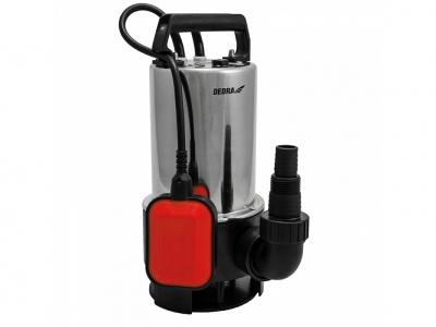 DEDRA DED8845X pompa do wody czystej brudnej 1100W