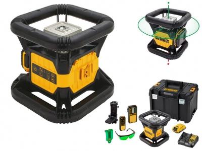 DeWALT DCE079D1G laser obrotowy 76m ZIELONY