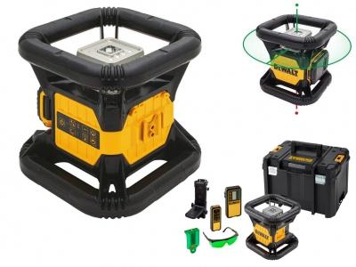 DeWALT DCE079NG laser obrotowy 76m ZIELONY