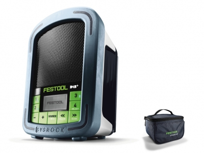 FESTOOL BR 10 DAB+ radio zestaw głośnomówiący Bluetooth