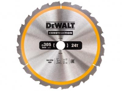 DeWALT DT1958 piła tarczowa do drewna 305mm/24z/30mm