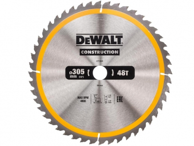 DeWALT DT1959 piła tarczowa do drewna 305mm/48z/30mm