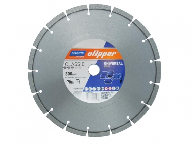 NORTON CLASSIC UNI LASER tarcza diament 300mm