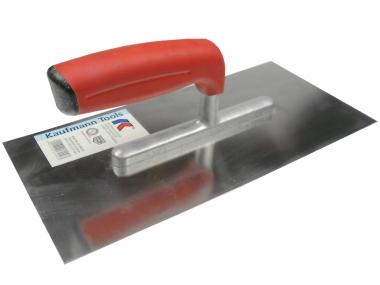 KAUFMANN paca gładka z gumową rączką 280 x 130 x 0,7 mm - 21.068.01
